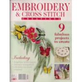 Embroidery and Cross Stitch 17.12 (Septiembre 2010)