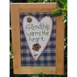 Patrón Friendship Heart