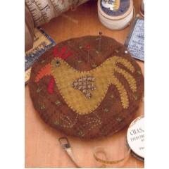Patrón Chickadee Pincushion