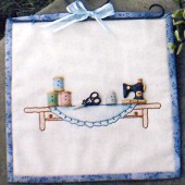 Stitchery The Shelf - Sewing Room