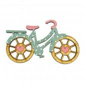 Botón Grande Bicicleta