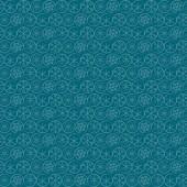 Tela Azul Oscuro Puntos Copo