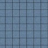 Tela Azul Vaquero Cuadros