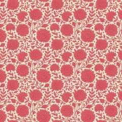 Tela Aella Floral roja