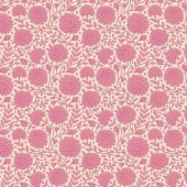 Tela Aella Floral Rosa