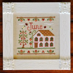 Punto de Cruz June Cottage