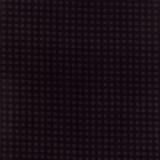 Tela Franela Negra Cuadritos
