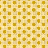 Tela Puntos Medianos Amarillo