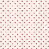 Tela Estrellas Pequeñas Rosa