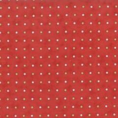 Tela Roja Puntos