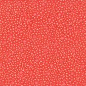 Candy Hearts Red Fabric
