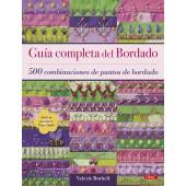 Libro Guía Completa del Bordado