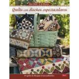 Libro Quilts Con Diseños Espectaculares