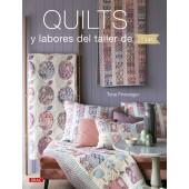 Libro Quilts y Labores del Taller de Tilda