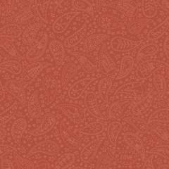 Tela Roja Paisley