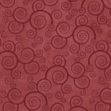 Tela Roja Pimentón Espirales