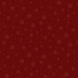 Tela Roja Flores de Gail