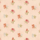 Flowers Pink Fabric
