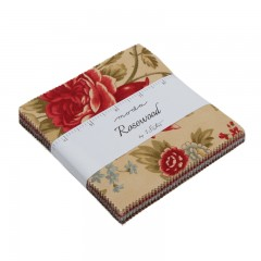 Charm Pack Rosewood
