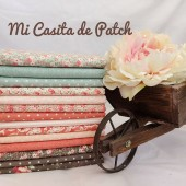 Lote Fat Quarters Sanctuary