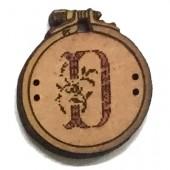 Botón Inicial D