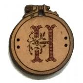 Botón Inicial H