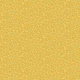 Tela Amarilla Espirales