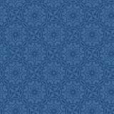 Tela Azul Marino Medallones