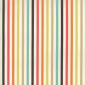 Tela Rayas Multicolores
