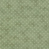 Tela Verde Salvia Puntos