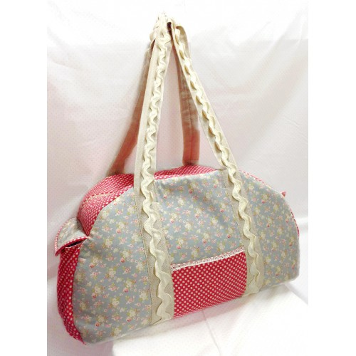 Patrón Bolso de Costura | Mi Casita de Patch tienda de patchwork en ...