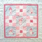 Kit Quilt Babies' Heart