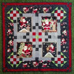 Kit Santa's Quilt