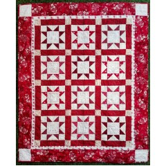 Kit Quilt Stitches Stars
