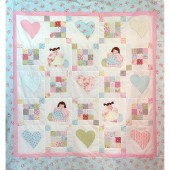 Kit Quilt Sweet Dolls