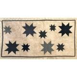 Kit Camino de Mesa Blue Stars