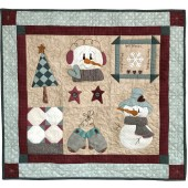Kit Quilt Sweet Country Christmas