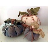 Kit Shabby Pumpkins