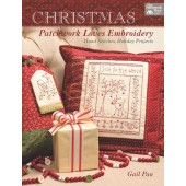 Libro Christmas Patchwork Loves Embroidery