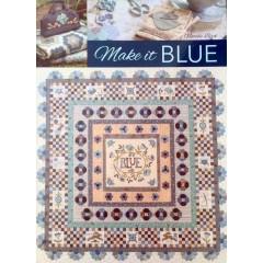 Libro Make it Blue