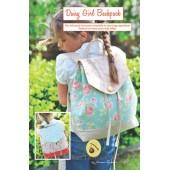 Pattern Daisy Girl Backpack