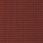 Tela Roja Oscura Cuadritos