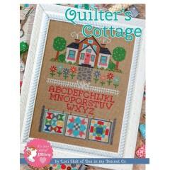 Punto de Cruz Quilter's Cottage