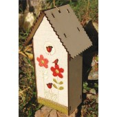 Kit Birdhouse Heloise