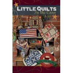 Libro Little Quilts in the Coop