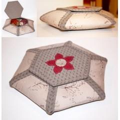Patrón Lotus Sewing Box