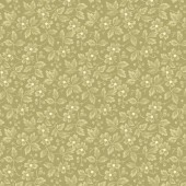 Floral Sage Green Fabric