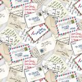 Tela Cartas a Santa Claus