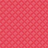 Tela Roja Geométrica
