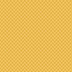 Tela Amarilla Naranja Espiguilla